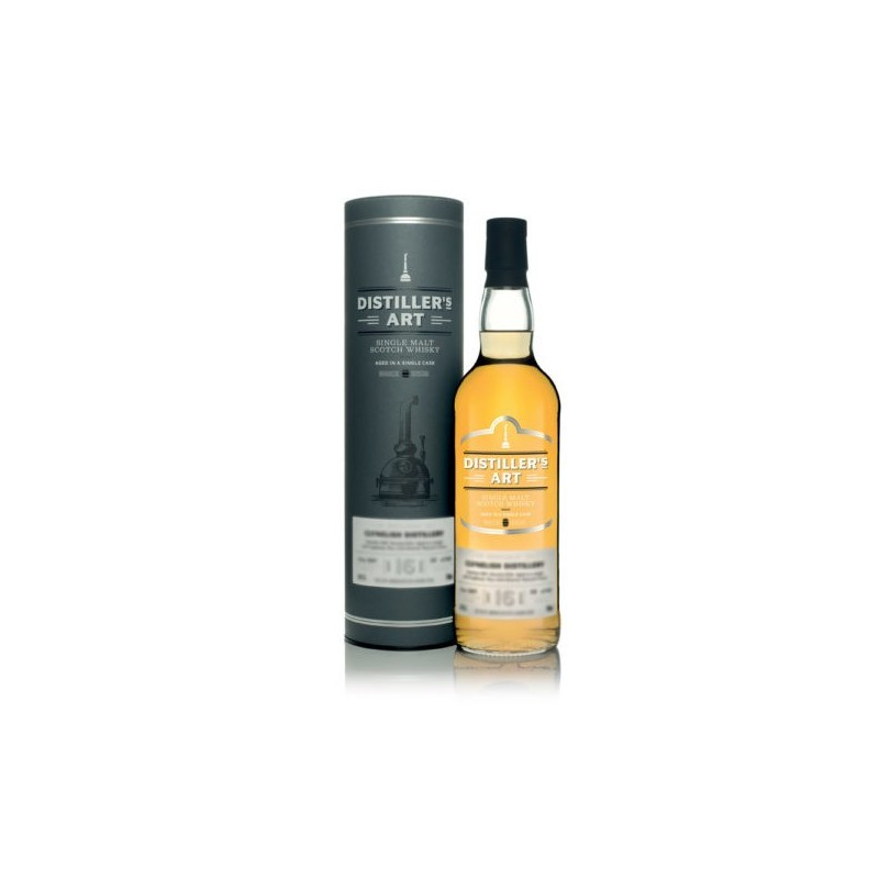 Caol Ila - Single Malt Scotch Whisky DISTILLER'S ART - 1