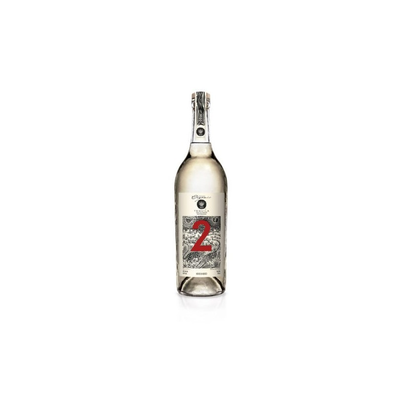 TEQUILA DOS 123 ORGANIC - 1