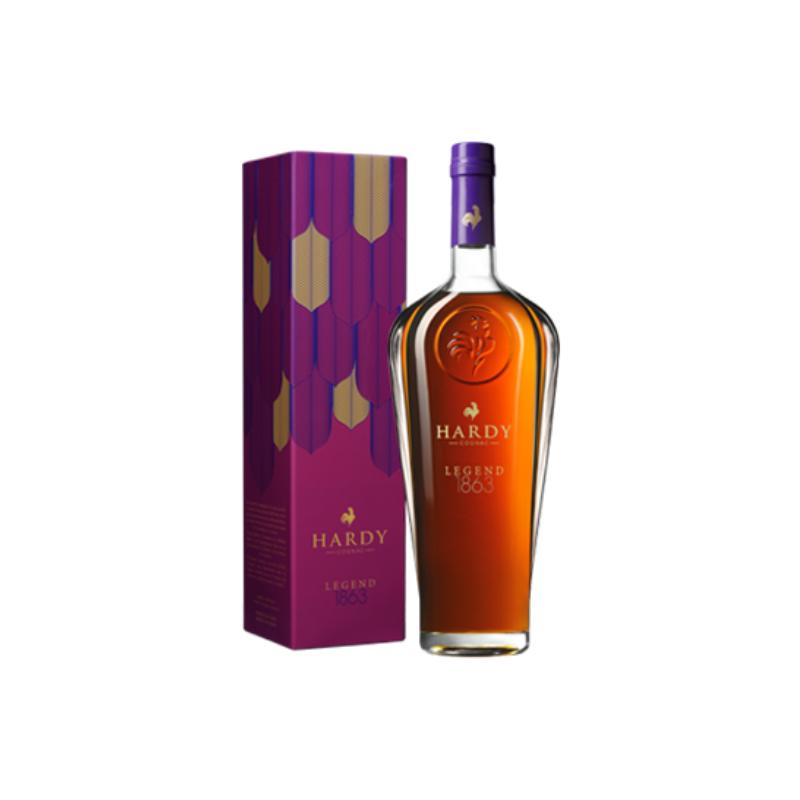 Cognac Hardy Legend 1863 HARDY - 1