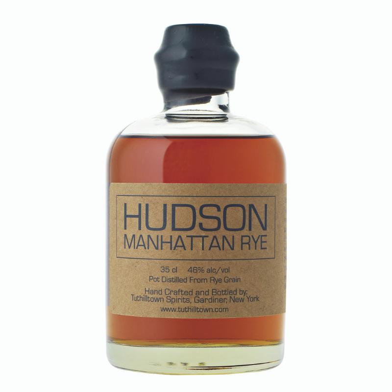 MANHATTAN RYE - HUDSON - 35CL HUDSON - 1