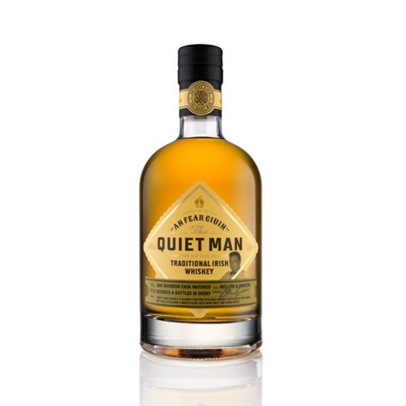 WHISKY IRLANDAIS BLENDED - THE QUIET MAN QUIET MAN - 1
