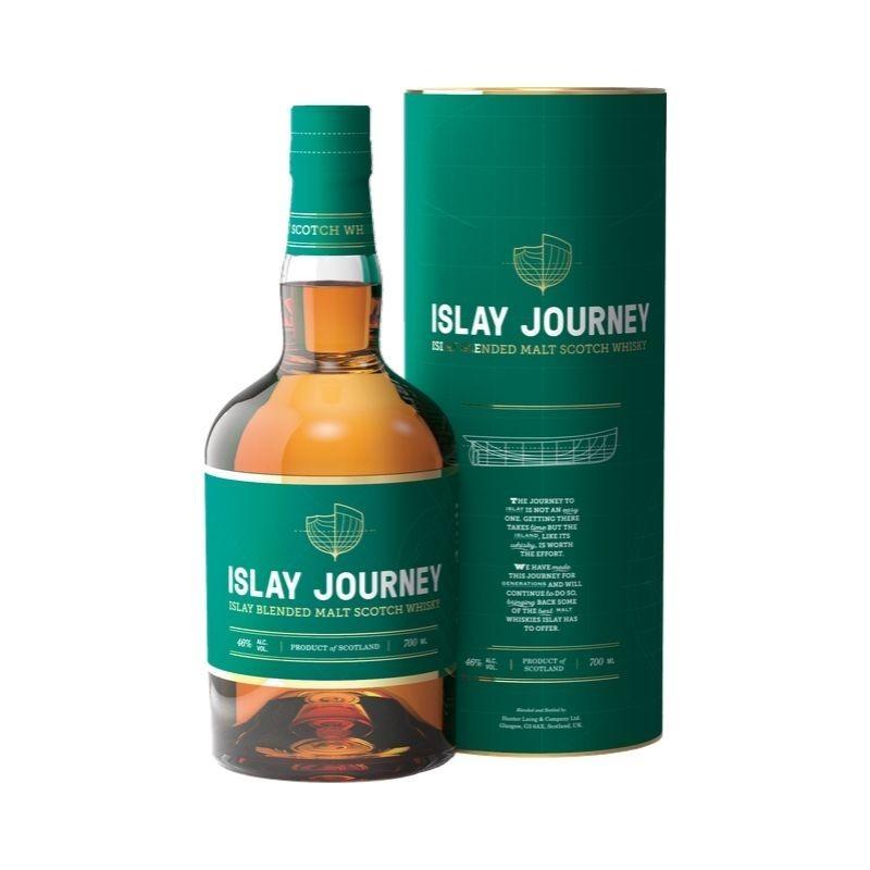 Islay Journey - Blended Malt Scotch Whisky HUNTER LAING - 1