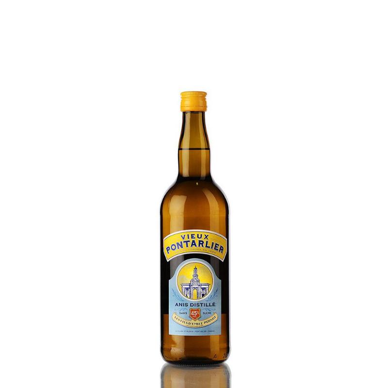 Vieux Pontalier sans sucre - Anisé 50cl LES FILS D'EMILE PERNOT / MARCEL MICHEL - 1