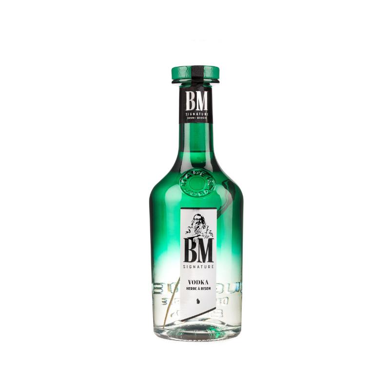 Vodka herbe à bison - BM Signature BM SIGNATURE - 1