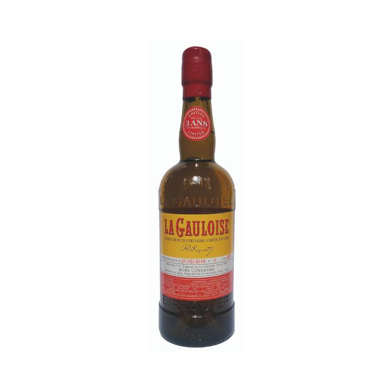 Liqueur de plantes - La Gauloise Jaune - 3 ans LA GAULOISE - 1