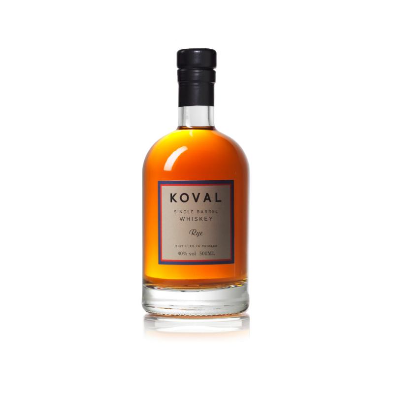 Rye Whiskey - Koval KOVAL - 1