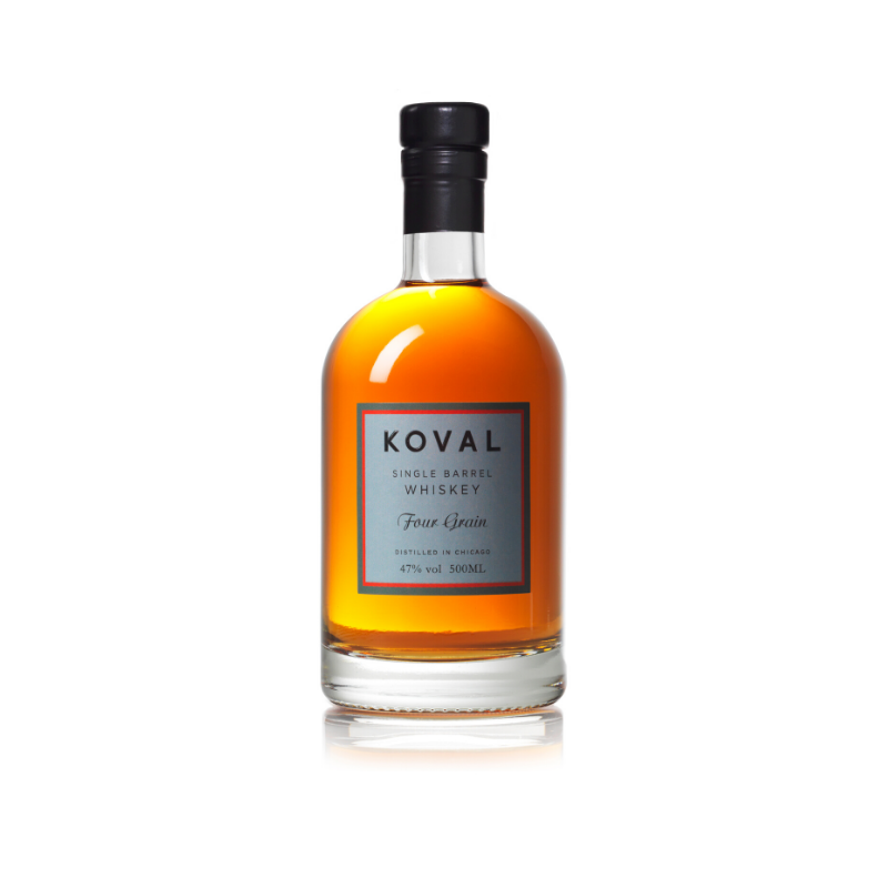 Four Grain Whiskey - Koval KOVAL - 1