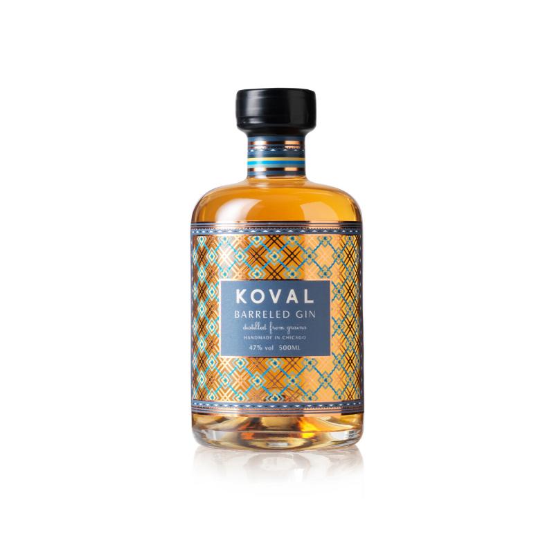 Barreled Gin - Koval KOVAL - 1