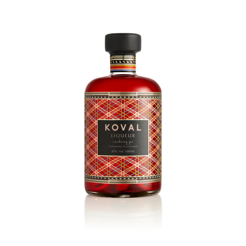 Cranberry Gin Liqueur - Koval KOVAL - 1
