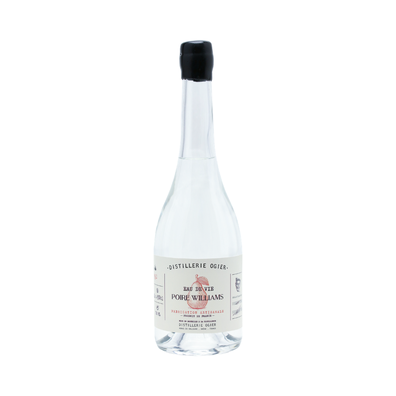 Eau de vie de Poire Williams - Distillerie Ogier  - 1