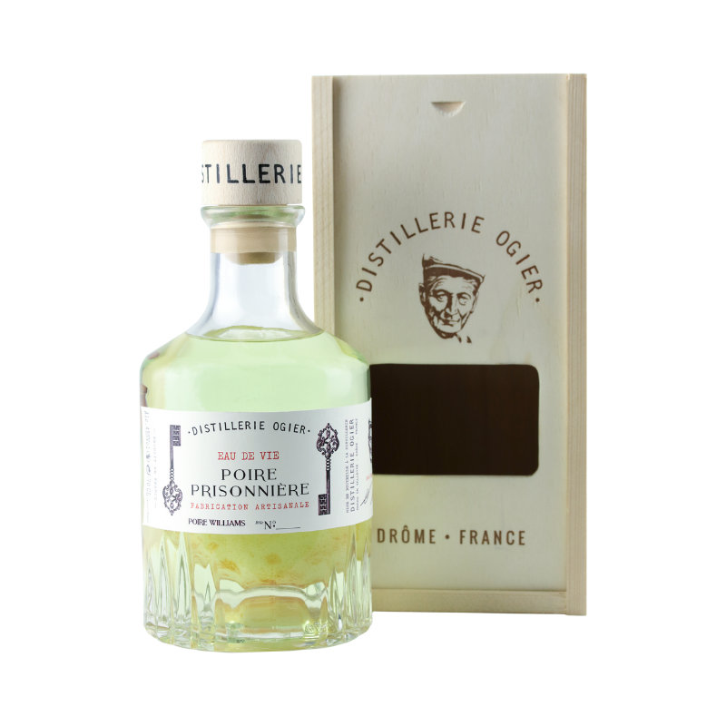 Poire Prisonnière - Eau de vie de Poire Williams - Distillerie Ogier  - 1