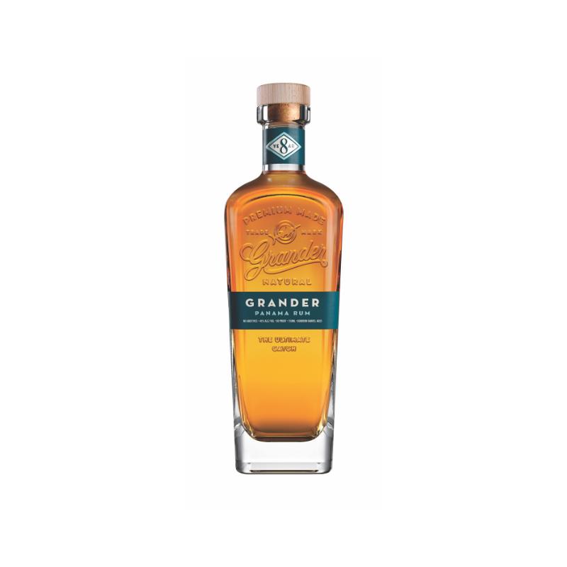 Grander Rum - 8 ans GRANDER - 1