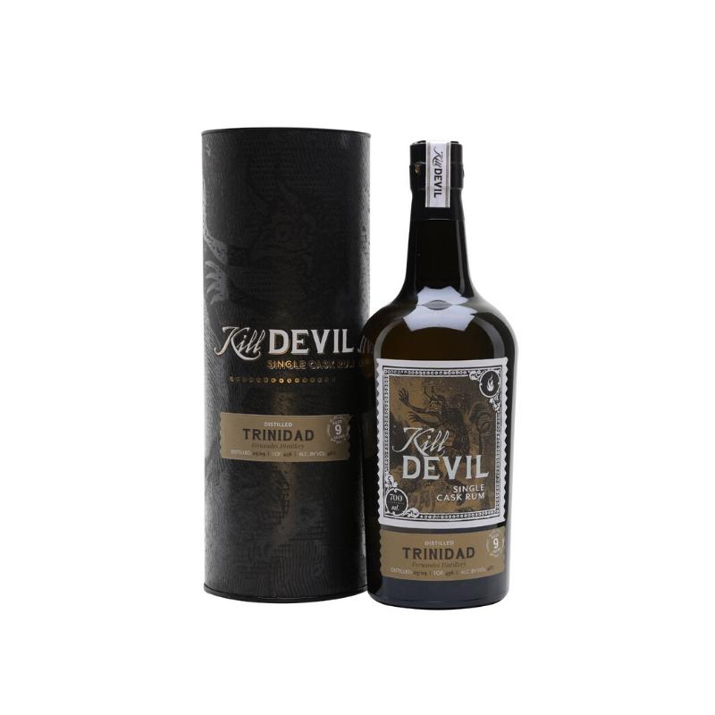 SINGLE CASK RHUM VIEUX - TRINIDAD FERNANDES DISTILLERY - 9 ANS KILL DEVIL - 1