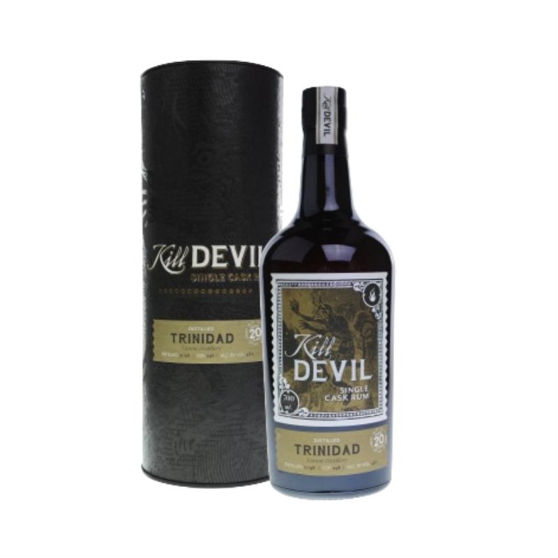 SINGLE CASK RHUM VIEUX - TRINIDAD CARONI DISTILLERY - 20 ANS KILL DEVIL - 1
