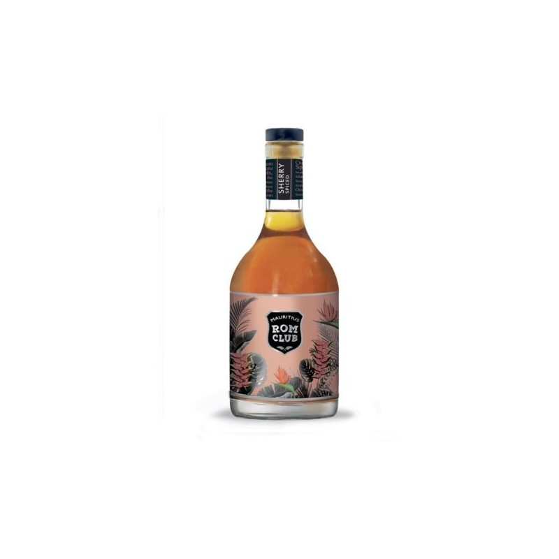 SHERRY SPICED ROM CLUB - 1